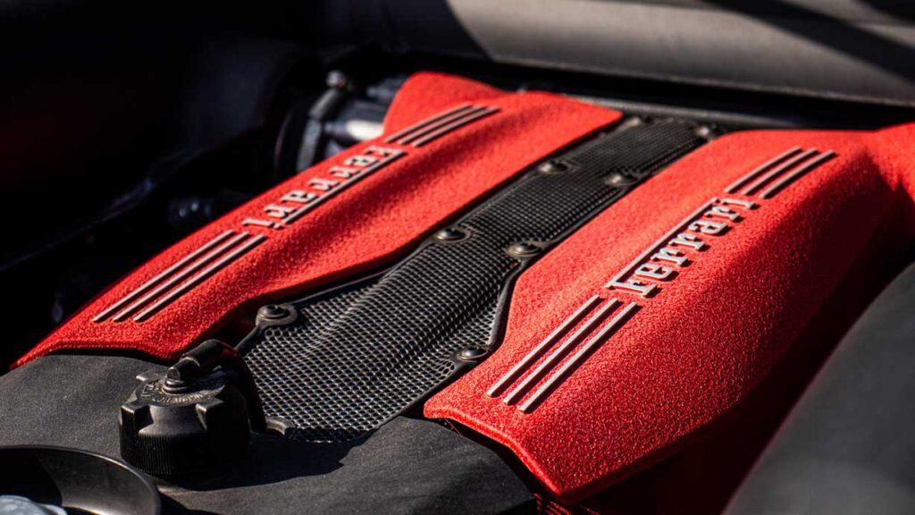 Ferrari 488 GTB vezetés