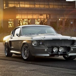Ford Mustang Shelby GT500 (Eleanor)