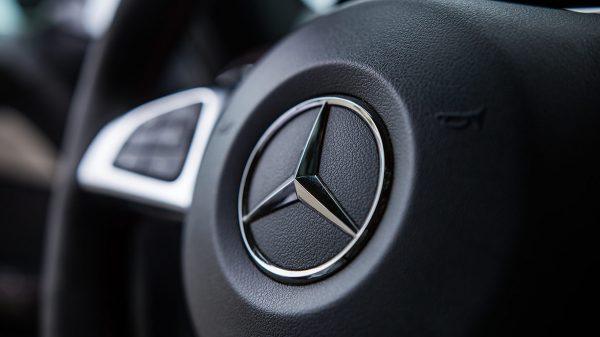 Mercedes Benz AMG GTs vezetétés